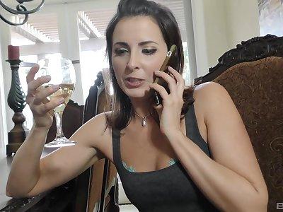 Anissa Kate has a fabulous adulthood sucking and titty fucking