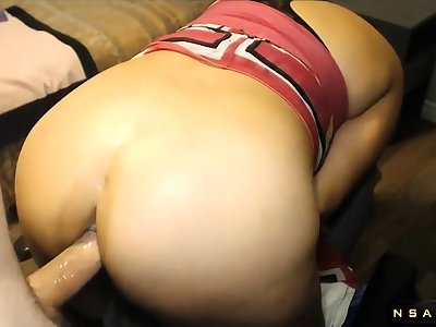 Our first time in the ass
