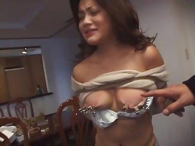 Japanese MILF bondage 01