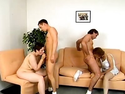 Facial Cumshot Mature Swingers