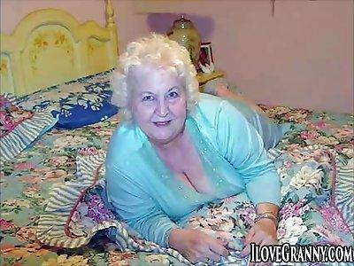 ILoveGrannY Unskilled Granny Photos Collection