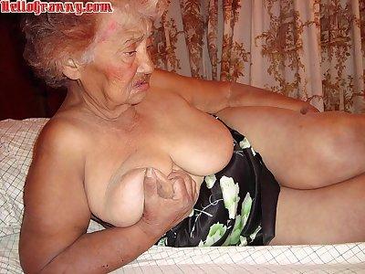 HelloGrannY Homemade Latin Granny Slideshow Pics