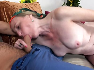 Prolapse mom anal sex with function grandson