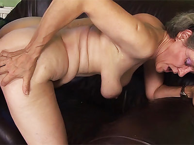 My mom's first estimated big cock sex