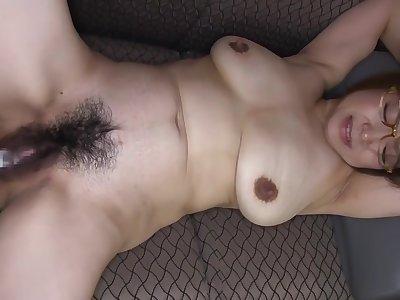 Hairy Asian Granny Amateur Porn Video