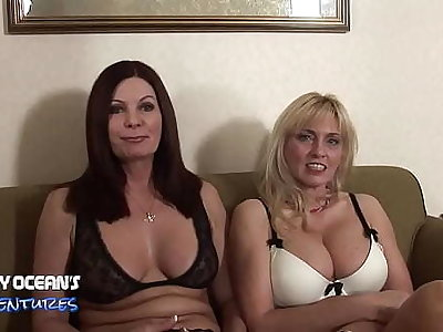 DOCEAN Cougar Whores Cala Craves added to Magdalene Orgy Sex